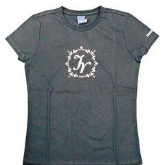 Black T-shirt by <b>Reebok</b>.
