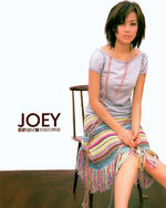 Joey LoveJoey2 Outer Cover Front