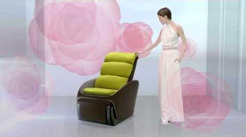 BEAUTY WITHOUT LIMIT OSIM 按摩美梳化