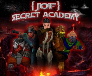 Secret Academy Poster
