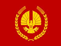 Bandeira-de-Panem