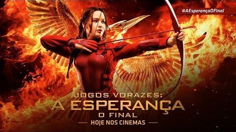 Jogos Vorazes A Esperança O Final Hoje nos cinemas