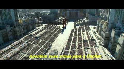 Jogos Vorazes A Esperança - O Final - Trailer Legendado em Pt BR Junte-se à Revolução