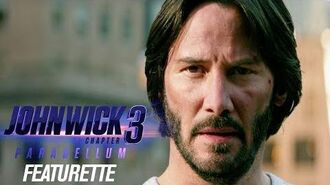 """John Wick Chapter 3 - Parabellum (2019) Featurette """"The Continental in Action"""" – Keanu Reeves"""