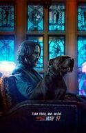 John Wick Character Poster