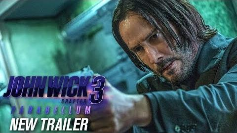 John Wick Chapter 3 - Parabellum (2019 Movie) New Trailer – Keanu Reeves, Halle Berry