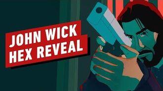 John Wick Hex Announcement Trailer