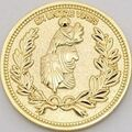 A Gold Coin (side A)