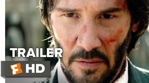 John Wick Chapter 2 Official Trailer 1 (2017) - Keanu Reeves Movie