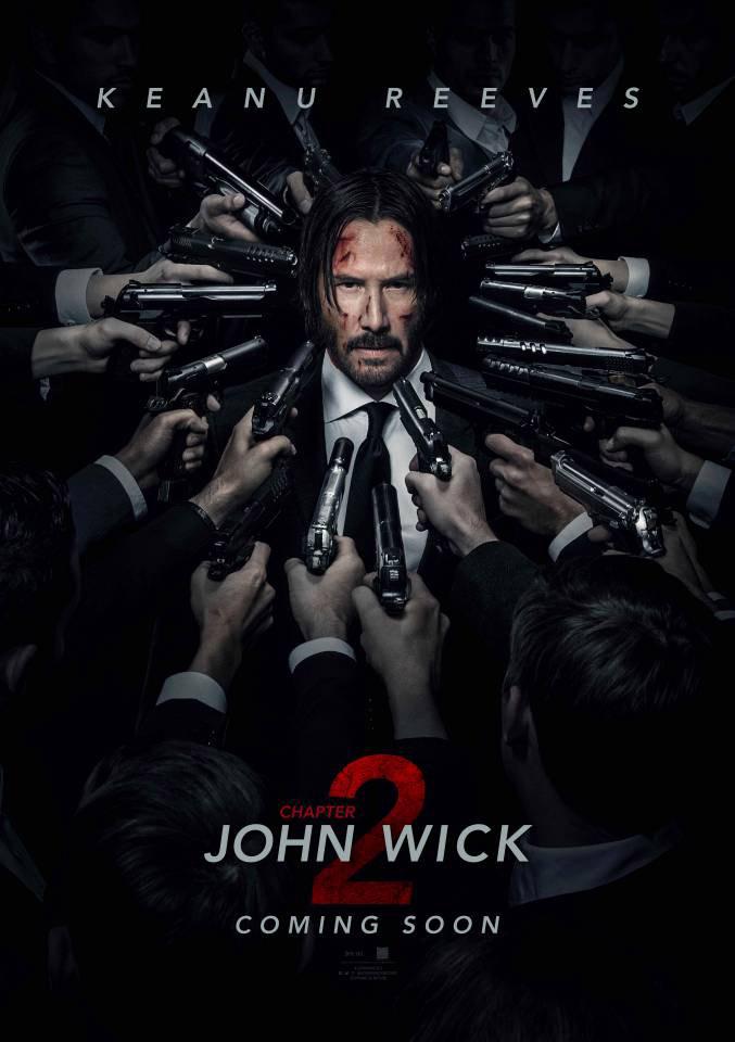 John Wick Chapter 2 The John Wicki Fandom Powered By Wikia
