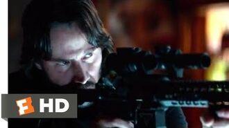 John Wick- Chapter 2 (2017) - Gun Shopping Scene