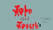 John and Joseph's Creepypasta Series title card