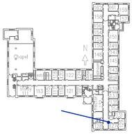 Zahm Hall (floorplan 1)