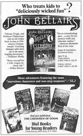 Trolley to Yesterday (advert) (US, 1989)