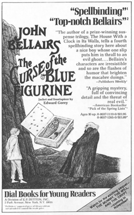 Curse of the Blue Figurine (advert) (US, 1983)