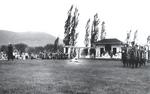 Pergola at St. Micheal's Field