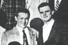 Zahm Hall residents (1955-56)