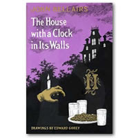 The House with a Clock in its Walls editions John Bellairs Wiki