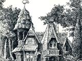 Prospero's residence