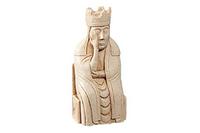 Lewis Chessmen queen