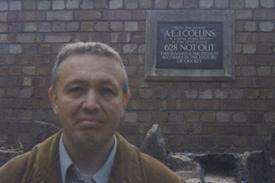 John Bellairs (1975, Bristol)