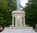 Brooks Memorial Fountain