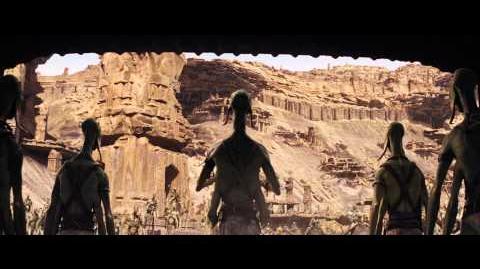 John Carter Official Movie Trailer TV-2