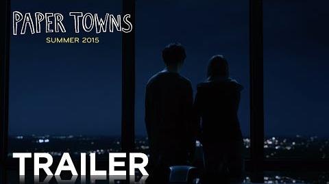 Paper Towns Official Trailer 2 HD 20th Century FOX