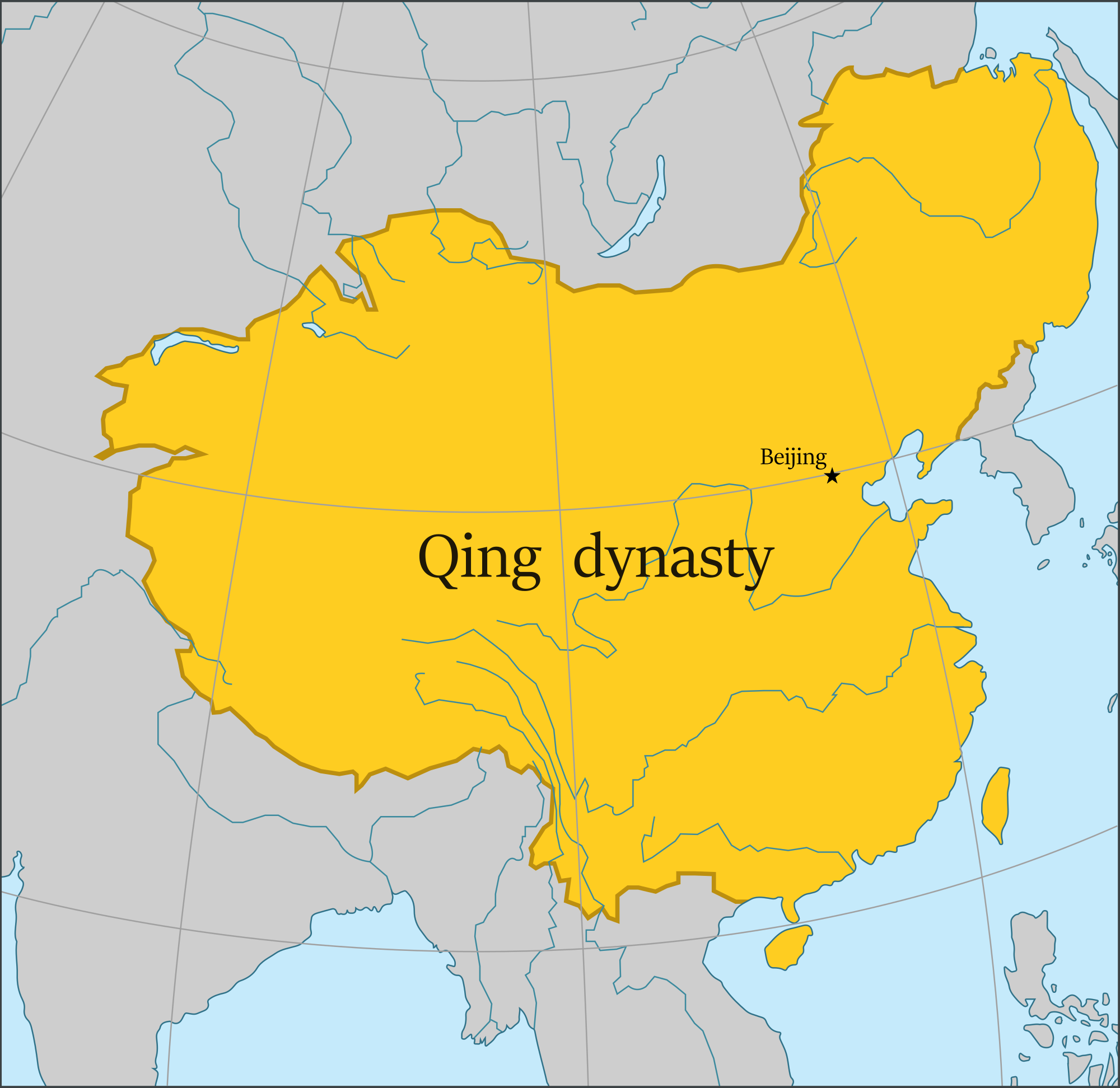 Image result for qing dynasty