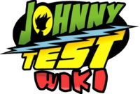 Johnny Test Wiki Logo