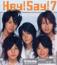 HeySay CDDVD