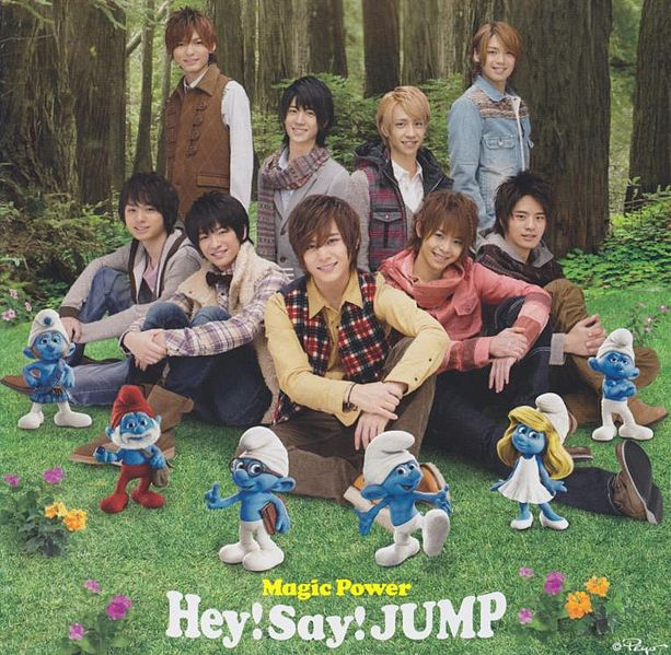 Hey Say JUMP - HSJ - Home | Facebook