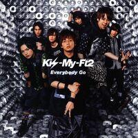 -Single- Kis-My-Ft2 - Everybody Go -2011 08 10-