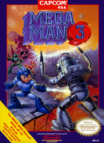GO Megaman 3 BA