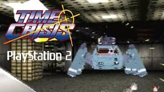 Time Crisis playthrough (PS2)