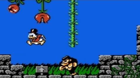 DuckTales (NES) Playthrough- NintendoComplete