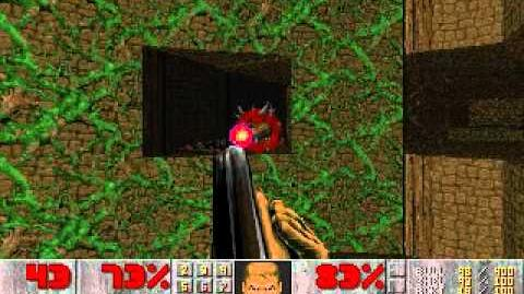 Final Doom The Plutonia Experiment - Level 1