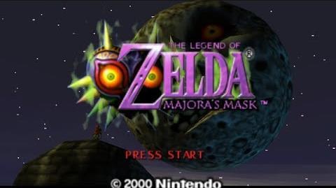 "Grand Theft Horse Zelda Majora's Mask 100% Walkthrough ""1 61"" (No Commentary)"