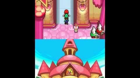 Mario & Luigi Bowser's Inside Story Playthrough Part 1