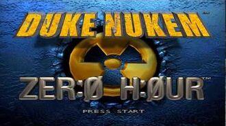 Duke Nukem Zero Hour - Level 1 Mean Streets
