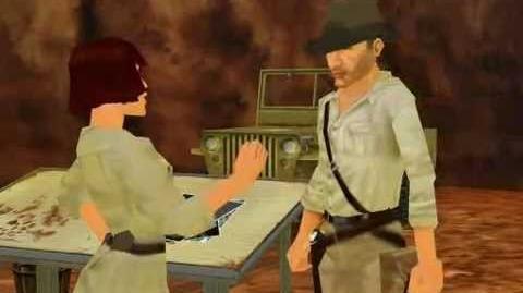 Indiana Jones and the Infernal Machine PC Longplay 1 - Canyonlands