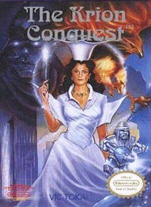 Krion Conquest box