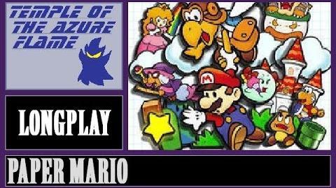Paper Mario The Thousand-Year Door (100% Longplay)