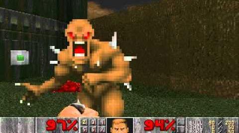 Final Doom TNT Evilution - Level 1
