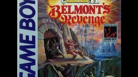 Castlevania II Belmont's Revenge Video Walkthrough