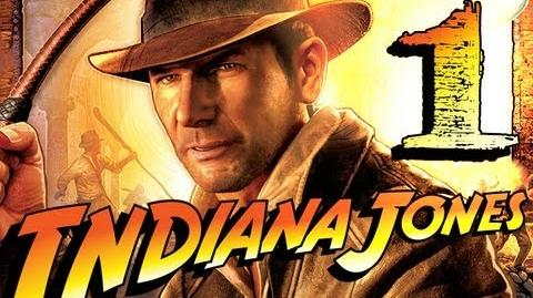 Video indiana jones and the staff of kings wii ps2 walkthrough file history publicscrutiny Image collections