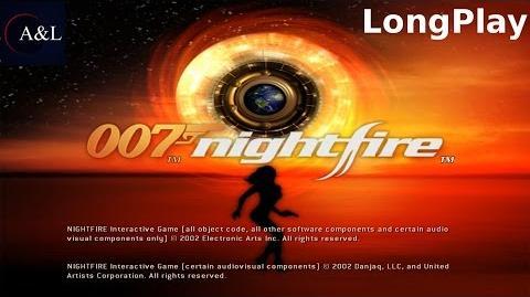 James Bond 007 Nightfire - PC Longpay 4K 50FPS