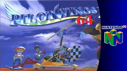 Nintendo 64 Longplay Pilotwings 64