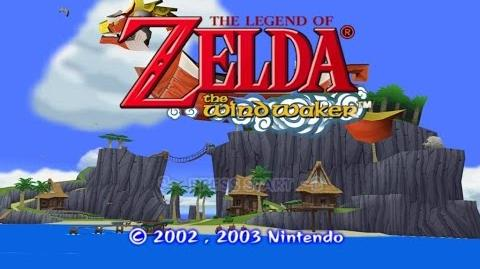 (001) Zelda The Wind Waker 100% Walkthrough - Coming of Age