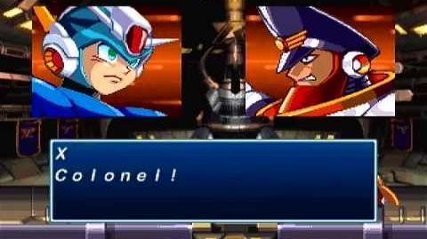 Mega Man X4 (X)